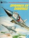 Comic Books - Tanguy en Laverdure - Spionnen en sabotage