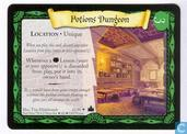 Trading Cards - Harry Potter 4) Adventures at Hogwarts - Potions Dungeon