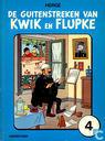 Strips - Quick en Flupke - De guitenstreken van Kwik en Flupke 4