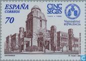 Postage Stamps - Spain [ESP] - Valencia University