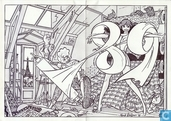 Cartes postales - Franka - gelukkig 1989