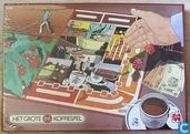 Het grote Douwe Egberts koffiespel