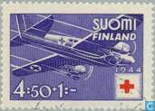 Postage Stamps - Finland - 450 100 blue