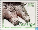 Postage Stamps - Sweden [SWE] - Animals of the natural park