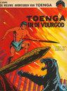 Bandes dessinées - Tounga - Toenga en de vuurgod