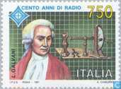 Postage Stamps - Italy [ITA] - Radio 100 years