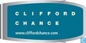 Markenclip - Clifford Chance - Clifford Chance blauw