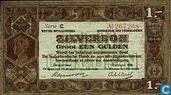 Banknotes - Zilverbon Nederland - 1 guilder Netherlands 1920