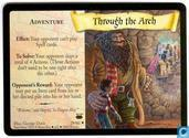Trading cards - Harry Potter 3) Diagon Alley - Through the Arch