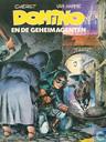 Strips - Domino [Chéret] - Domino en de geheimagenten