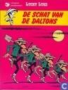 Bandes dessinées - Lucky Luke - De schat van de Daltons
