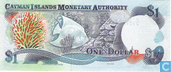 Bankbiljetten - Cayman Islands Monetary Authority - Kaaimaneilanden 1 Dollar