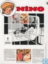 Strips - Nino - De reis naar Amerika
