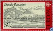 Briefmarken - Deutschland, Bundesrepublik [DEU] - Europa – Landschaften