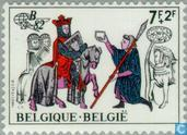 Postzegels - België [BEL] - Belgica '82