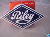 Enamel signs - Logo : Riley - Emaille Bord : Riley