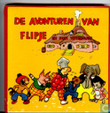Bandes dessinées - Flipje, het fruitbaasje van Tiel - De avonturen van Flipje en zijn vriendjes