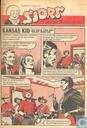 Comic Books - Sjors van de Rebellenclub (magazine) - 1958 nummer  45