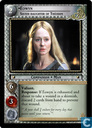 Trading cards - Lotr) Promo - Éowyn, Sister-daughter of Théoden Promo