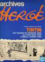 Comic Books - Tintin - Archives Hergé