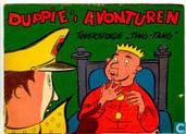 """Strips - Duppie's avonturen - Toverstokje """"Ting-Tang"""""""