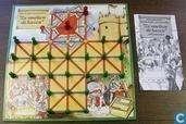 Spellen - Belegering spel - Ze Smelten De Kazen - Het Belegh van Woerden