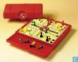 Board games - Mens Erger Je Niet - Mens Erger Je Niet Reisspel
