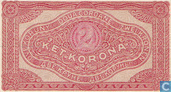 Banknotes - Hungary - 1920-1925 State Notes of the Ministry of Finance Issue - Hungary 2 Korona 1920 (P58a2)