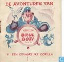 Strips - Kapitein Brul Boei - Een gevaarlijke gorilla