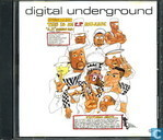Vinyl records and CDs - Digital Underground - This is an E.P. release