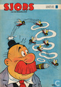 Comic Books - Sjors van de Rebellenclub (magazine) - 1964 nummer  41