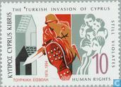 Postzegels - Cyprus [CYP] - Turkse invasie