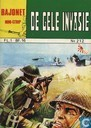 Comic Books - Bajonet - De gele invasie