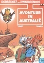 Comic Books - Spirou and Fantasio - Avontuur in Australië