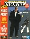 Strips - (A Suivre) (tijdschrift) (Frans) - (A Suivre) 213  Spécial Hugo Pratt