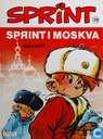 Comic Books - Spirou and Fantasio - Sprint i Moskva