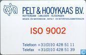 Pelt & Hooykaas B.V. ISO 9002