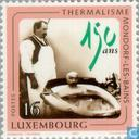 Postage Stamps - Luxembourg - Thermal baths 150 years