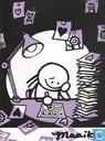 Strips - Maaike's dagboekje - Maaike