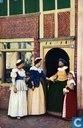Amersfoort 700 jaar - Gezellig praatje op de Havik