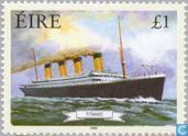 Postage Stamps - Ireland - Maritime History