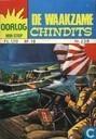 Strips - Oorlog - De waakzame Chindits