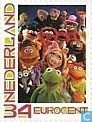 Timbres-poste - Pays-Bas [NLD] - Muppets