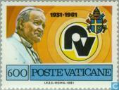 Timbres-poste - Vatican - Radio Vatican