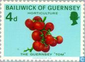 Timbres-poste - Guernesey - Agriculture