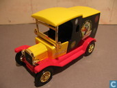 Model cars - Matchbox - Ford Model-T 'Coca-Cola'
