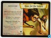 Trading cards - Harry Potter 2) Quidditch Cup - Race for the Snitch