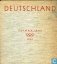 Deutschland Olympia-Jahr 1936