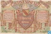 Mannheim 10,000 Mark