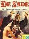 Bandes dessinées - Sade, De - Sabels, zwepen en magie